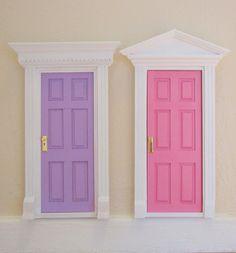 Tooth Fairy Door  Fully Customizable for your by TheEnchantedDoor, $28.00