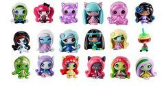 Monster High Minis Season 1 - WAVE 3 (CASE of 20) PRE-ORDER - Vinyl