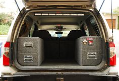 Xterra Storage Boxes Lets See Yours! - Expedition Portal