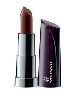 Yves Rocher Moisturizing Cream Lipstick - Brun chocolat (17575) Yves Rocher Moisturizing Cream Lipstick - Bois de rose (36807) #yvesrocher #makeup #beauty #lipstick