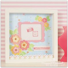 Romantic box frame with photo. Box Frames, Romantic, Home Decor, Decoration Home, Romantic Things, Room Decor, Romance Movies, Interior Design, Home Interiors