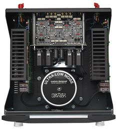 Mark Levinson No585 Integrated Amplifier - Inside View