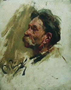 Ilya Yefimovich Repin, (1884-1930).