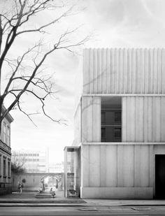 Durisch + Nolli · Bauliche Erweiterung Bündner Kunstmuseum