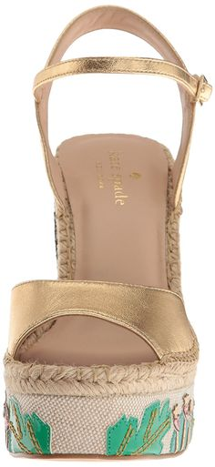 1335209481ef Kate Spade New York Women s Dallas Wedge Sandal    See this great product. (