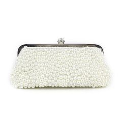 Beads Wedding/Special Occasion Clutches/Evening Handbags with Rhinestones