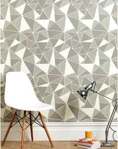 Overview A graphic modern take on ancient Eastern design. Featuring bold hand-drawn patterns and bright pastel colours – these wallpapers are a unique blend of Scandinavian sensibilities with Moorish