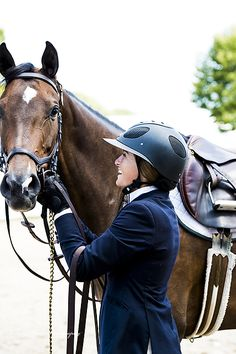 Crowning a Champion. The Grand Prix at the Hampton Classic #stylemyride @SMRequestrian stylemyride.net