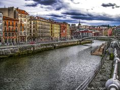 Bilbao & Ría del Nerbión - SANYO DIGITAL CAMERA