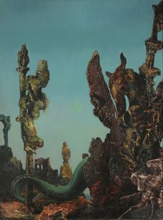 The Endless Night (1940): Max Ernst