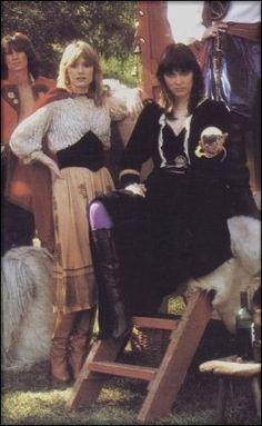 Heart -Little Queen ,ann and nancy wilson