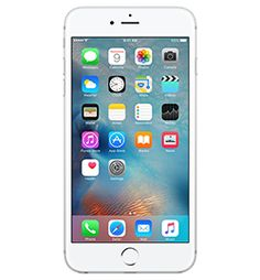 iPhone 6s Plus - Silver - 64GB