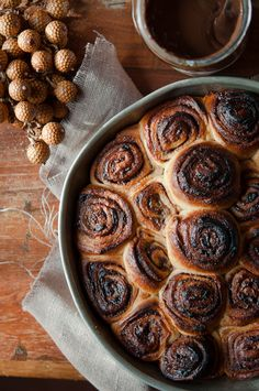 Nuts for Nutella: 24 Nutella Recipes to Make Now! via Brit + Co.