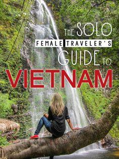 Solo Female Travel Vietnam