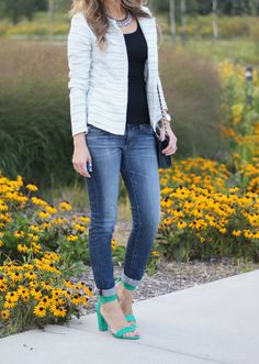 Lilly Style: Summer tweed