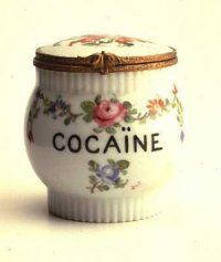 Cocaine Jar...circa1880