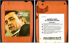Cash, Johnny / At Folsom Prison (1968) / Columbia 18 10 0404, $2.25