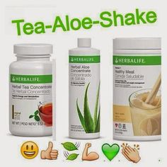 Herbalife: Herbalife - Drink and Shrink