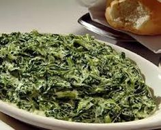 Ruth Chris Steakhouse Copycat Recipes: Creamed Spinach