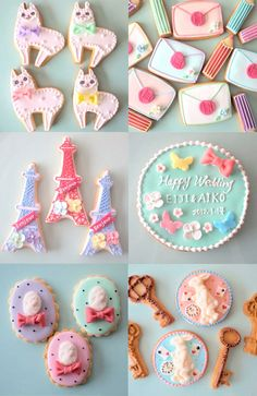 MICARINA ADORABLE COOKIES