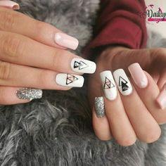 Nails, Beauty, Nail Design, Finger Nails, Ongles, Beauty Illustration, Nail, Nail Manicure