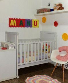 Quarto de Criança - Decoração com pratos descartáveis http://www.suelicoelho.com.br/2013/06/decoracao-com-pratos-descartaveis.html