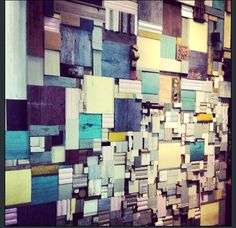 visual display windows tiles | Tile Display at Urban Outfitters.