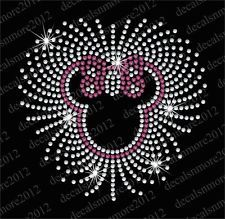 Multi Sticko E5330033 Disney Bling Embellishments-Minnie