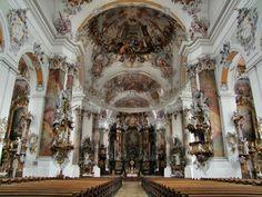rococo church architecture - Pesquisa Google
