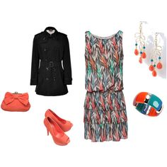 Dinner party outfit