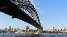 Sydney Harbour, New South Wales, Australia. (Creative Commons by Bob Linsdell, Flickr)