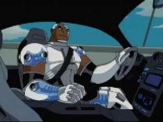 Cyborg's theme song {{THIS!!!  It needs to be in my life!}}