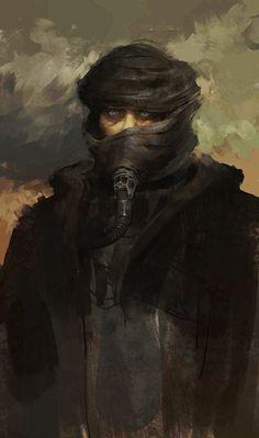 Muad'dib portrait #dune | Sci-Fi Awesomeness | Pinterest