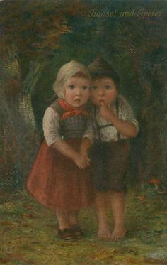"""Theo Stroefer """"Hänsel und Gretel"""""""
