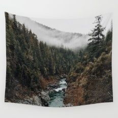 Wall Tapestry featuring Landscape #photography by Follow Me Away