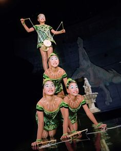 O Cirque Du Soleil La Nouba no Walt Disney World é maravilhoso! #cirquedusoleil #lanouba #disney