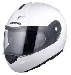 Schuberth-C3-PRO-GLOSSY-WHITE-HELMET