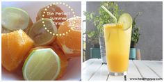 healthy summer drink  http://www.healthgypsy.com/2014/07/06/refreshing-summer-drink/