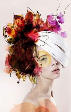 stunning work by the artist  Ekaterina-Koroleva