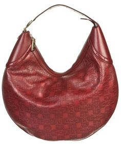 Gucci Burgundy Leather Horsebit Embossed Sac Glam Handbag Hobo Bag. Hobo bags are hot this season! The Gucci Burgundy Leather Horsebit Embossed Sac Glam Handbag Hobo Bag is a top 10 member favorite on Tradesy. Get yours before they're sold out!