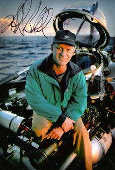 Dr. Robert D. Ballard, former US Navy officer and professor of oceanography, noted for his work in underwater archaeology (the study of shipwrecks). He is best known for his discovery of the wrecks of RMS Titanic in 1985, the battleship Bismarck in 1989, the aircraft carrier U.S.S. Yorktown in 1998 and John F. Kennedy's PT-109 in 2002. Formerly of the Wood's Hole Oceanographic Institute, Ballard started the Center for Ocean Exploration and Archaeological Oceanography at the University of…