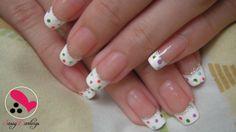wonder girls' lim nail art