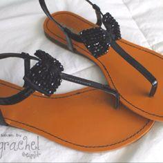 Cute flip flops!