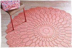 DIY : Le tapis au crochet (+ proposition commandes) - Zess.fr // Lifestyle . mode . déco . maman . DIY