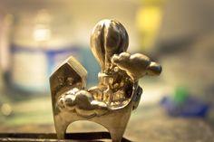 anna cino anello in bronzo