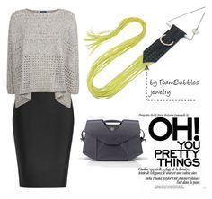 """""""Autumn style: fringe"""" by foam-bubbles on Polyvore featuring Roland Mouret and Polo Ralph Lauren"""