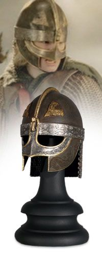 the helm of Eowyn