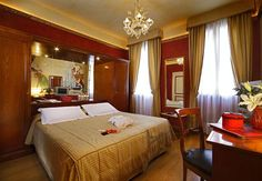 Locanda Orseolo, Venice -- this is my room, I'm staying here now.  And I want to come BACK.