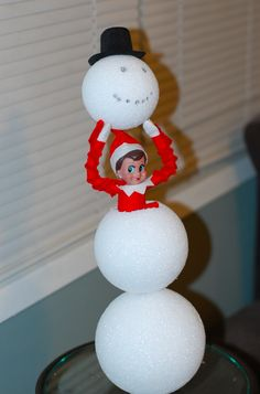 Find out what our Elf is up to!!!  Elf on the Shelf Ideas: Part 5