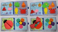 Quiet book/toddler quiet book/busy book/quiet by educationtoys Busy Book, Fine Motor Skills, Basic Colors, Baby Toys, Ladybug, Wings, Kids Rugs, Quilts, Create